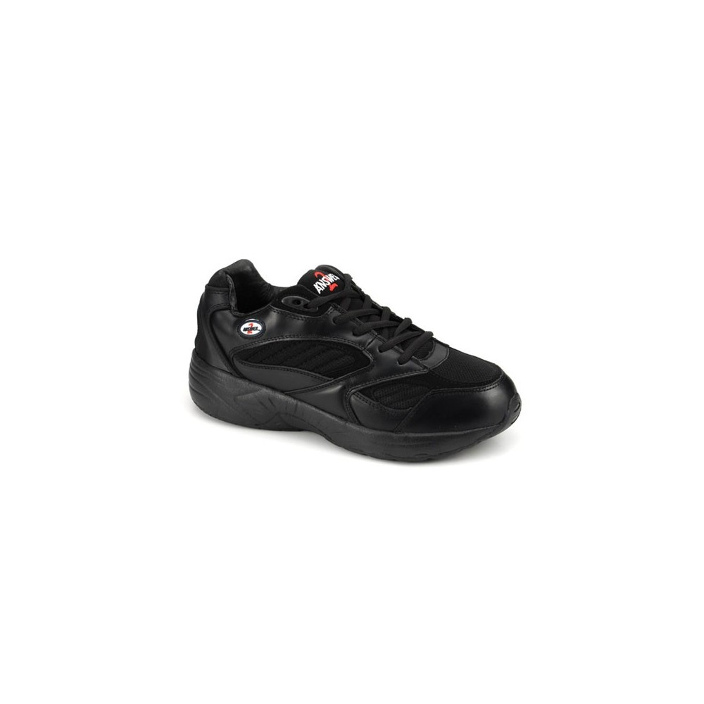 Black - Answer2 Men's Athletic Shoes - 554-1