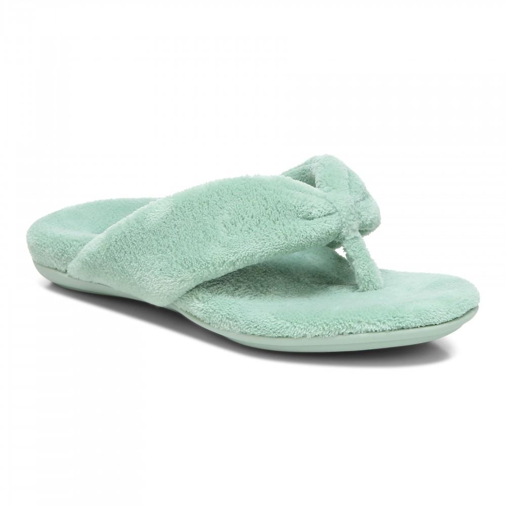Vionic Lydia - Women's Comfort Demi-Wedge Slipper