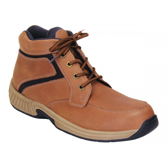 Orthofeet Highline - Men's Extra Depth Orthopedic Boots