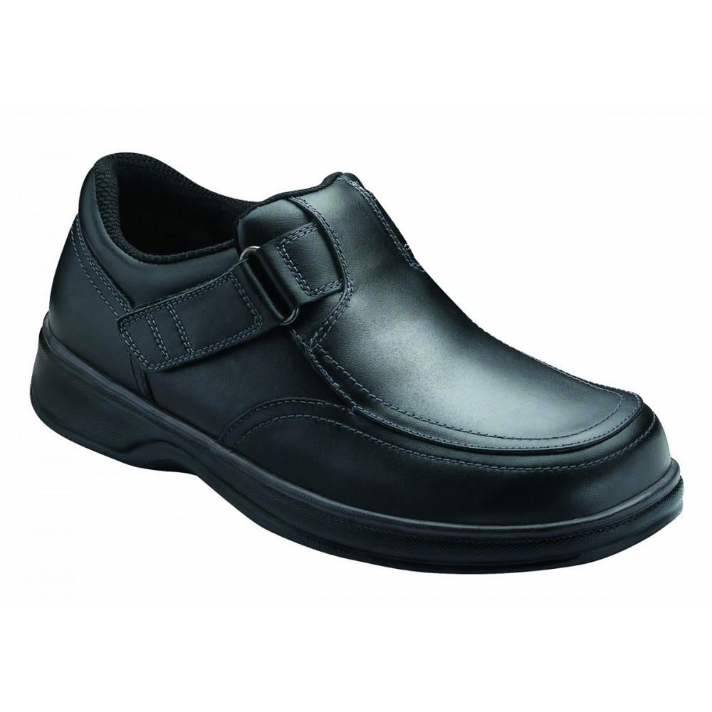 Orthofeet Carnegie - Men's Orthopedic Casual Shoes