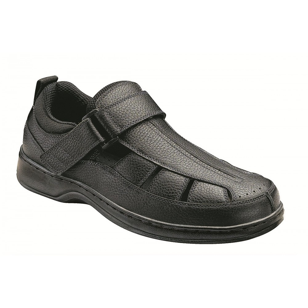 Orthofeet Melbourne - Men's Orthopedic Fisherman Shoes