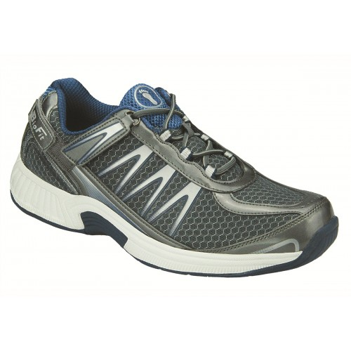 Orthofeet Sprint - Men's Orthopedic Walking Shoes