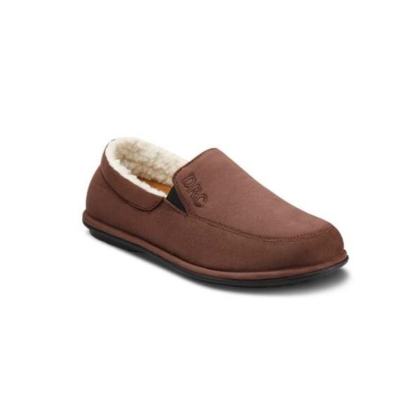 3d5d902bce22b Dr. Comfort Relax - Men s Orthopedic Slippers - Flow Feet Orthopedic Shoes