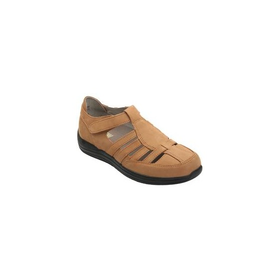 Drew Ginger - Women's Comfort Closed Toe Sandals