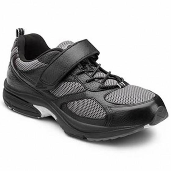 Dr. Comfort Endurance - Men's Orthopedic Strap Active Shoes