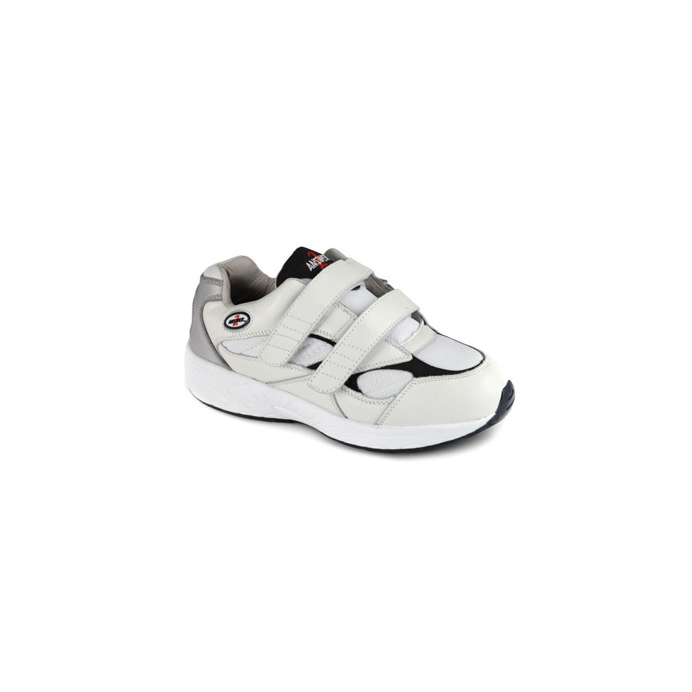 White/Navy - Answer2 Men's Athletic Shoe 553-3