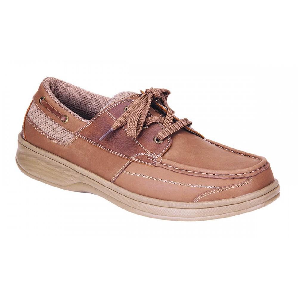 Orthofeet Baton Rouge - Men's Orthopedic Boat Shoes