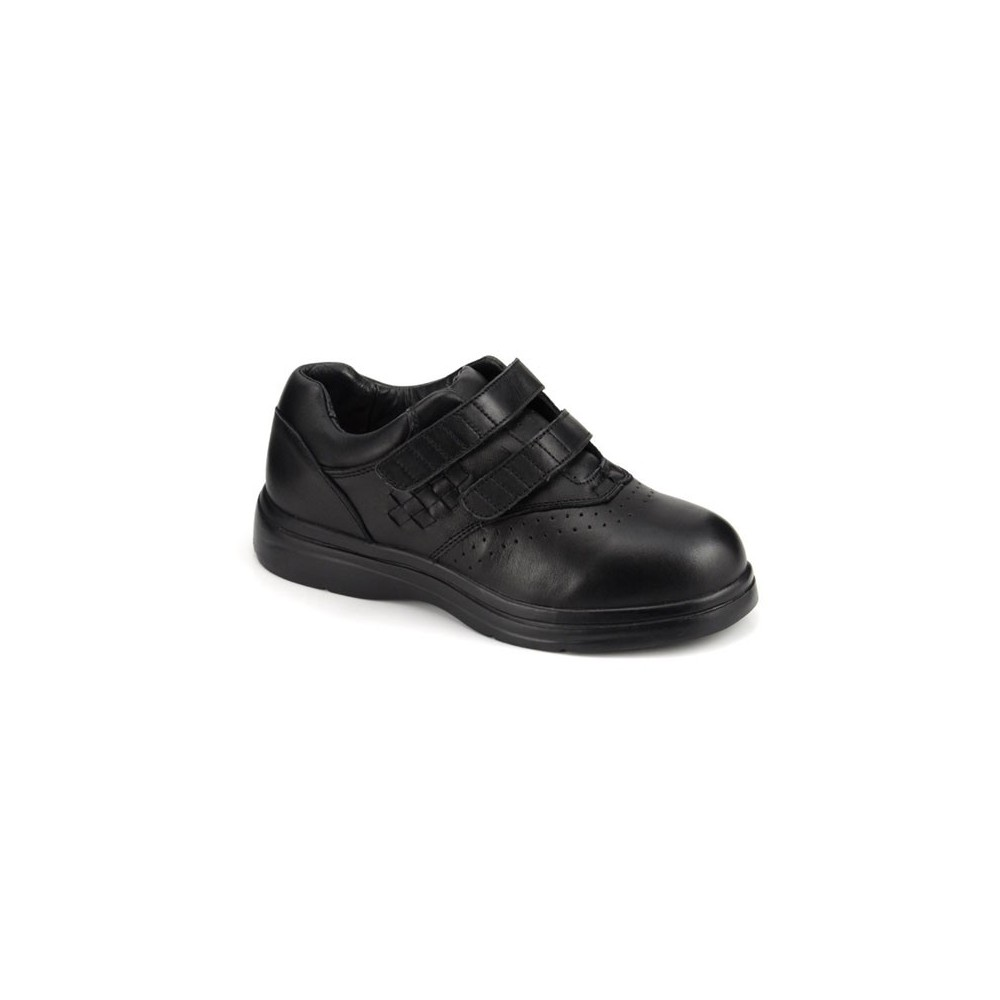 Apis Answer2 446-1 - Women's Comfort Therapeutic Diabetic Orthopedic Shoe