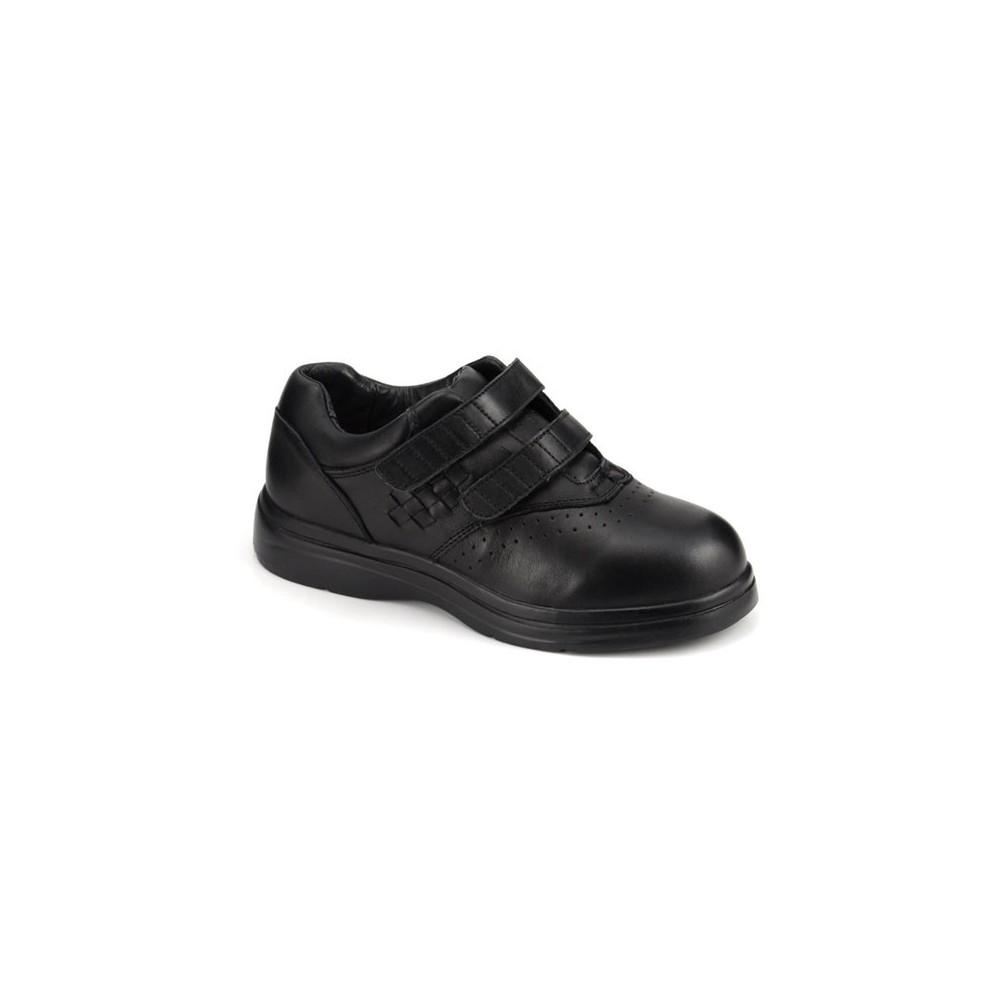 Apis Answer2 446-1 - Women's Comfort Therapeutic Diabetic Orthopedic Shoe