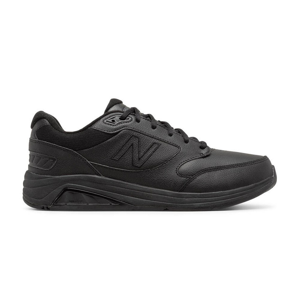 New Balance Leather 928v3 - Men's Comfort Walking Shoes