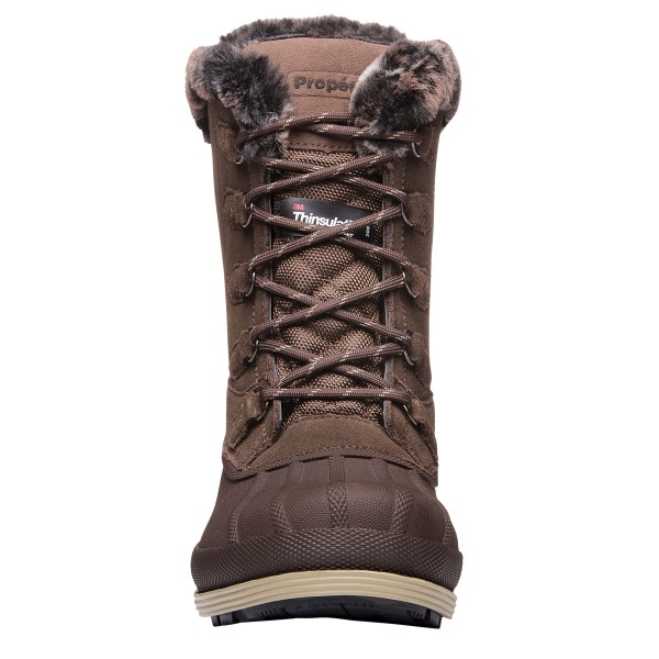 84fc8f6dcbd05 ... Propét Lumi Tall Lace - Women s Winter Boots ...
