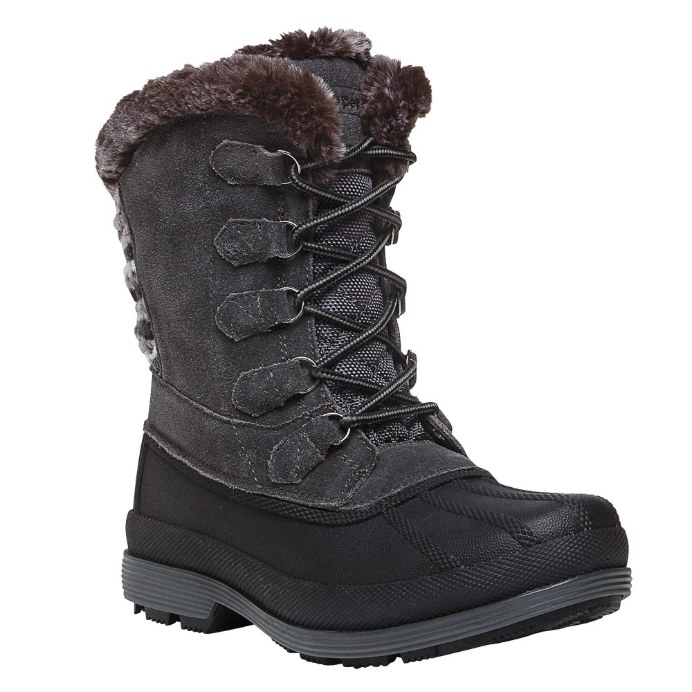 Propét Lumi Tall Lace - Women's Winter Boots