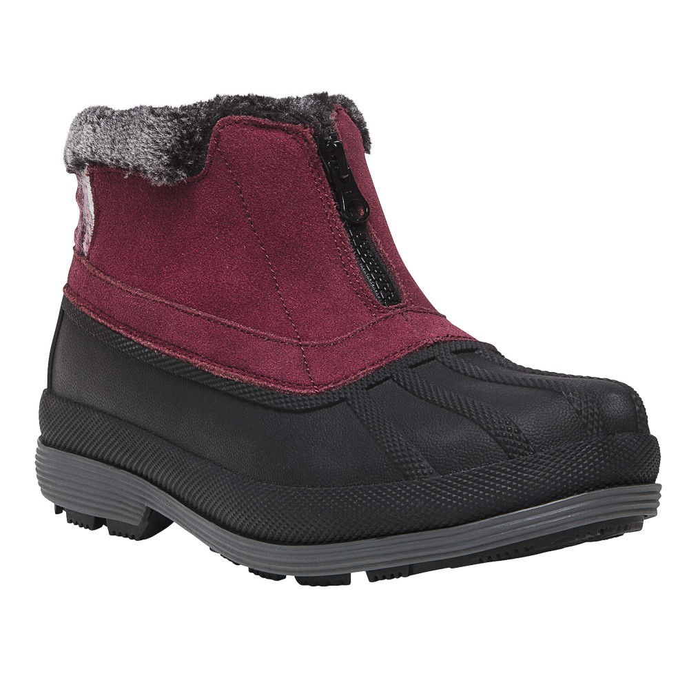 Propét Lumi Ankle Zip - Women's Winter Ankle Boots