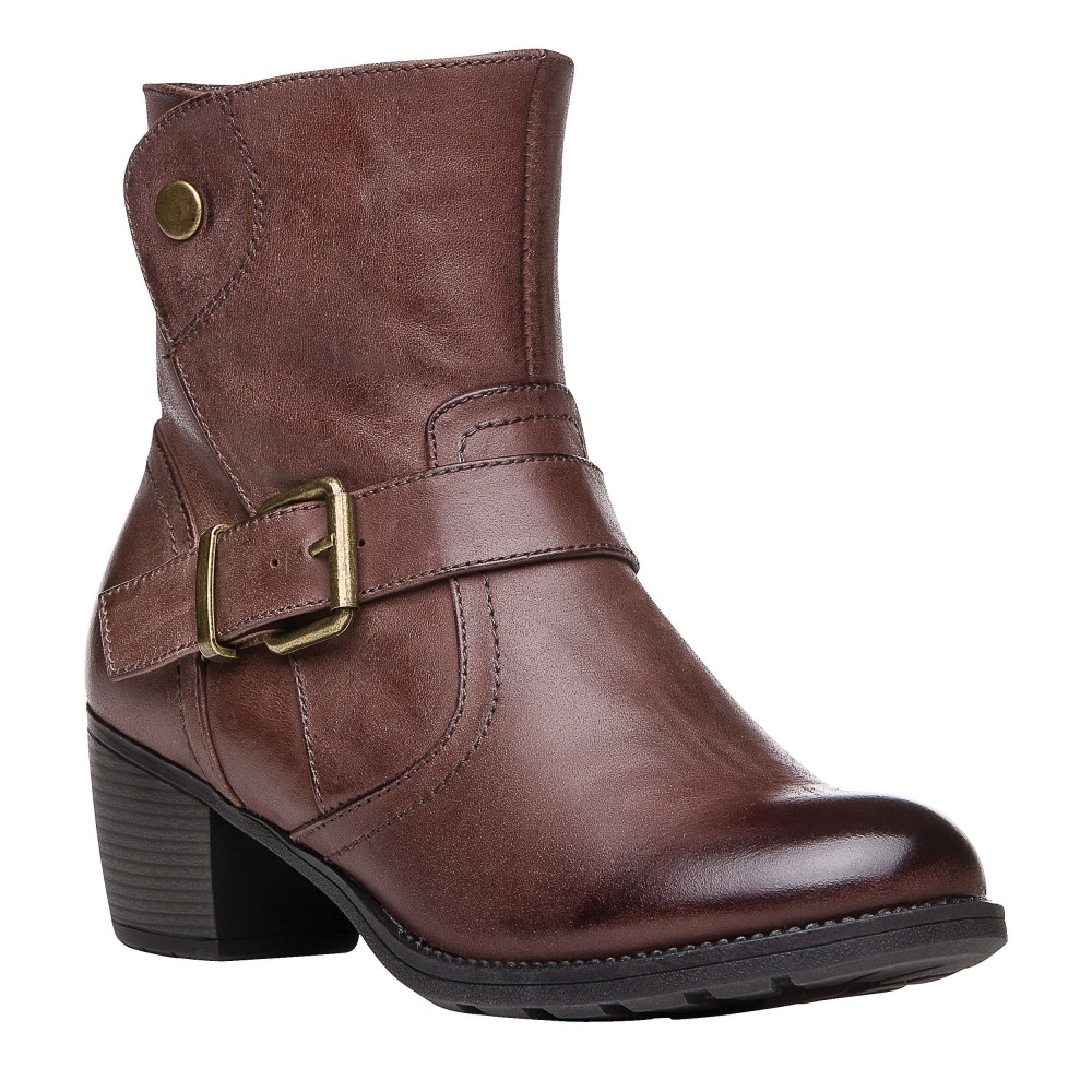 Propét Tory - Women's Comfort Ankle Bootie
