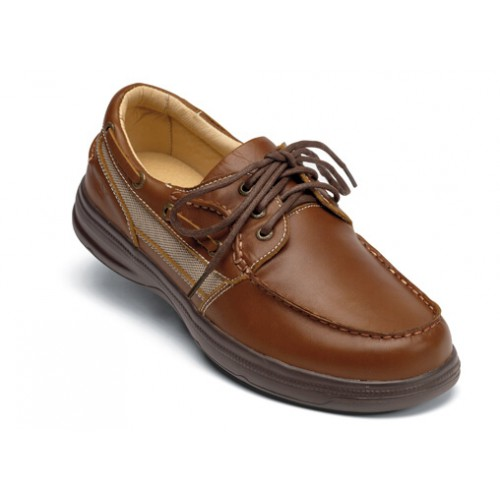 SureFit Barbados - Men's Orthopedic Boat Shoes