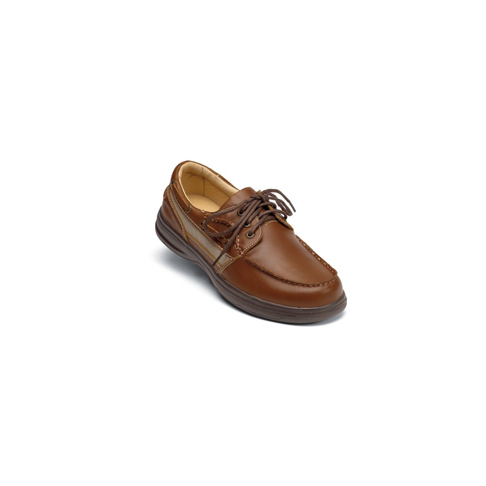 SureFit Barbados - Men's Orthopedic Boat Shoes