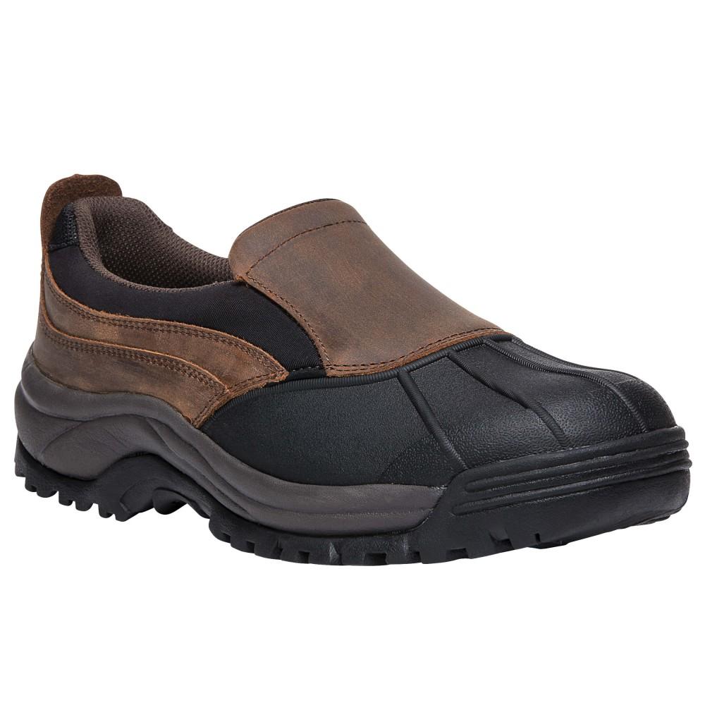 39e665220bd2c Propét Blizzard Slip-On - Men's Slip-On Cold Weather Boots | Flow ...