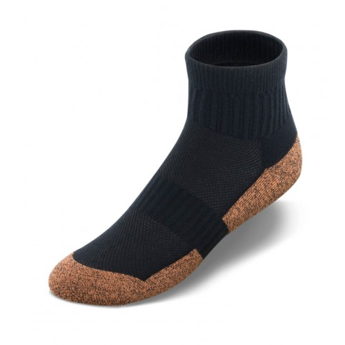 Apex Copper Cloud - Men's Ankle High Length Socks
