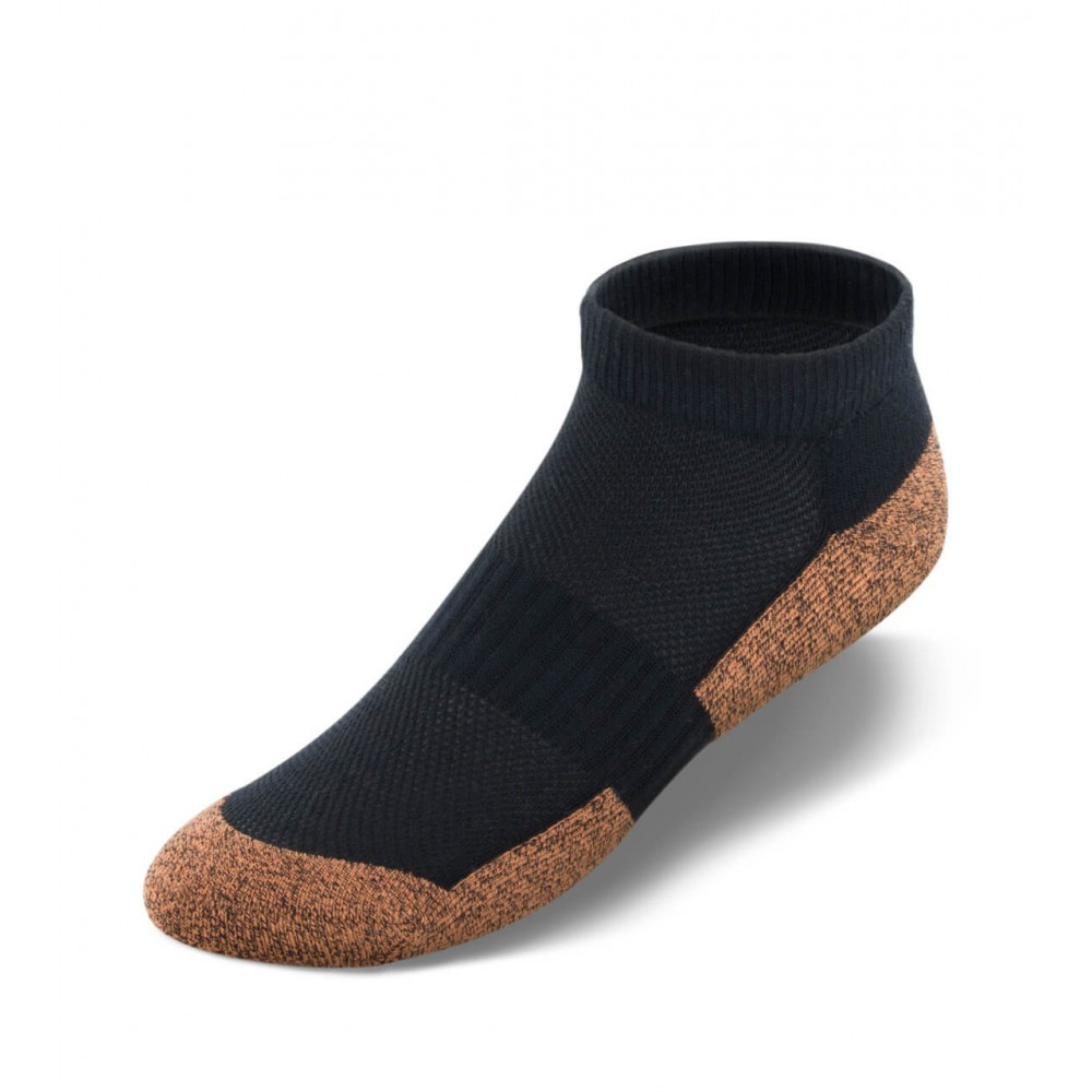 Apex Copper Cloud - Men's No Show Socks