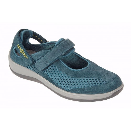 Orthofeet Reef - Women's Active Mary Jane Shoes