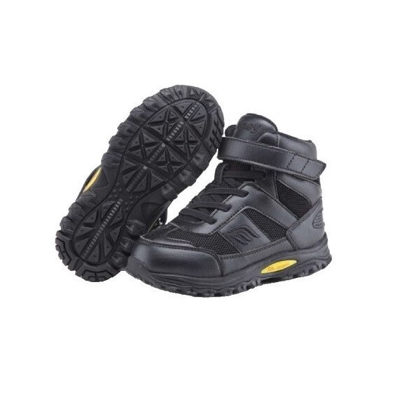 Mt. Emey 3305 - Children's Orthopedic Hi-Top Shoes