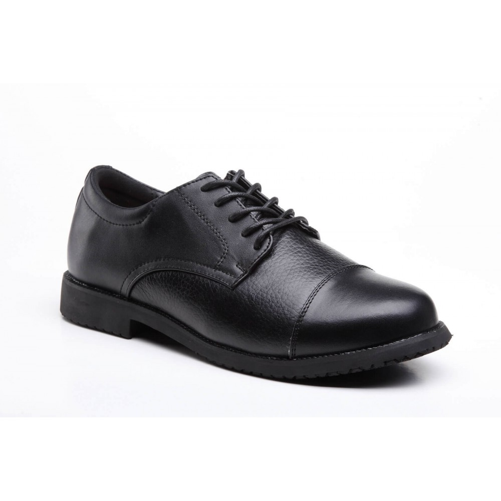 Mt. Emey 2013 - Men's Orthopedic Slip-Resistant Dress Shoe