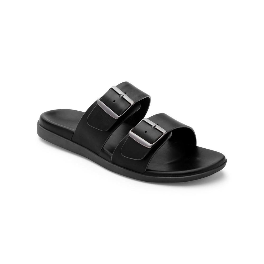 Vionic Ludlow Charlie Slide Sandal - Men's Comfort Sandals