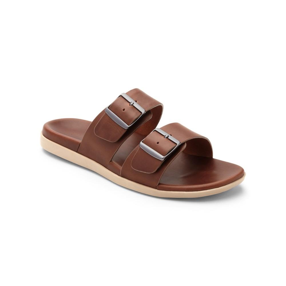 992133c65ca Vionic Ludlow Charlie Slide Sandal - Men s Comfort Sandals