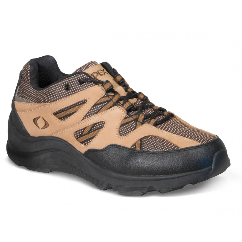 Apex Sierra Trail Runner - Men's Orthopedic Hiking Shoes