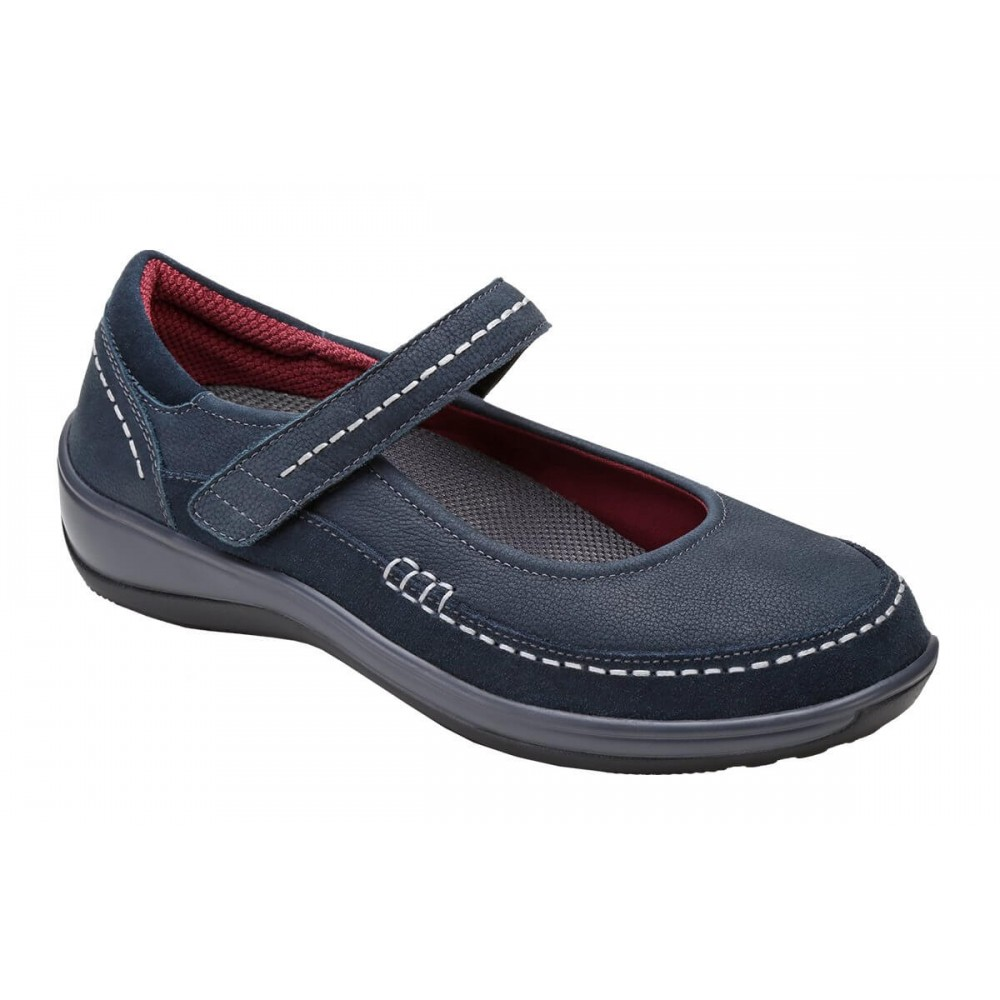Orthofeet Athens - Women's Comfort Mary Janes