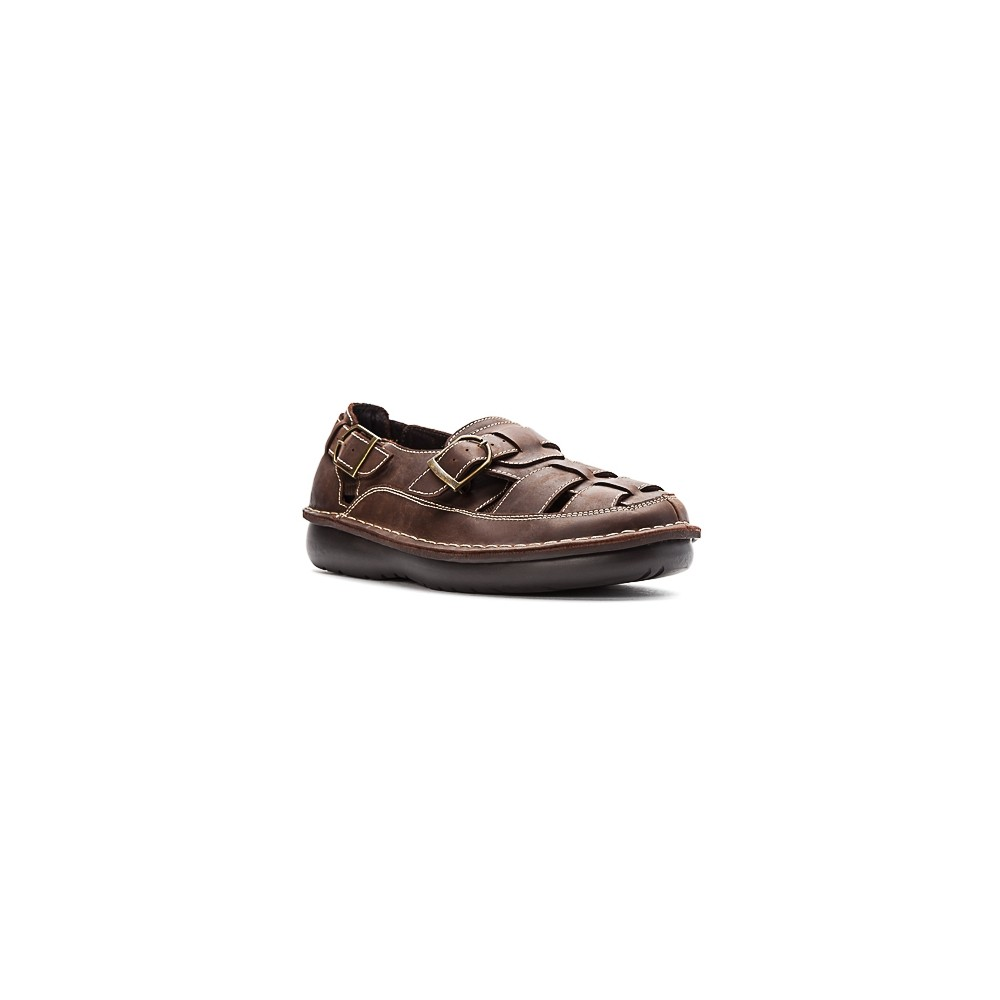 Propét Villager Sandal - Men's Comfort Leather Sandals