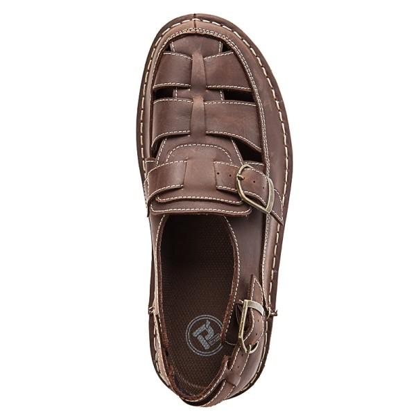 3a13e677615ce8 ... Propét Villager Sandal - Men s Comfort Leather Sandals ...