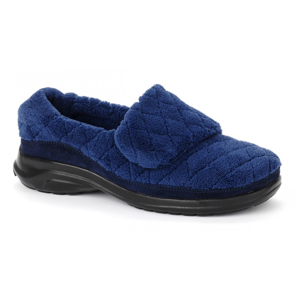Terry Soft Slippers - Women's Slippers - Oasis