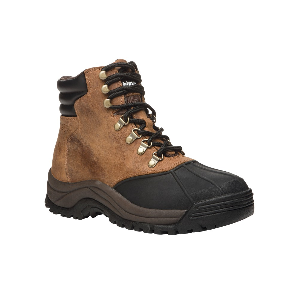 Blizzard Mid Lace - Men's Orthopedic Waterproof - Propet