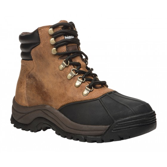 Propet Blizzard Mid Lace - Men's Orthopedic Waterproof Boots