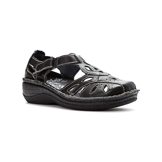 Propét Jenna - Women's Comfort Closed-Toe Sandals