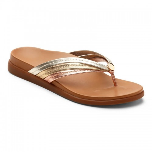 Vionic Palm Catalina- Women's Toe Post Sandals