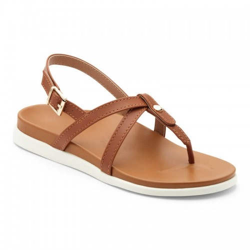 Vionic Palm Veranda- Women's Backstrap Toepost Sandals