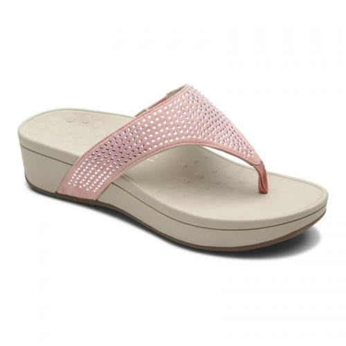 Vionic Pacific Naples- Women's Toe Post Sandal