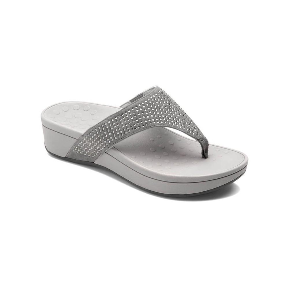 Vionic Pacific Naples- Women's Toe Post Sandal
