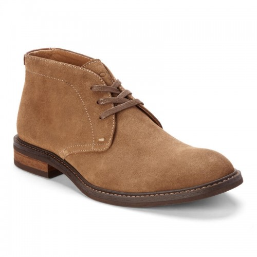 Vionic Chase Chukka Boots - Men's Lace Up Boots