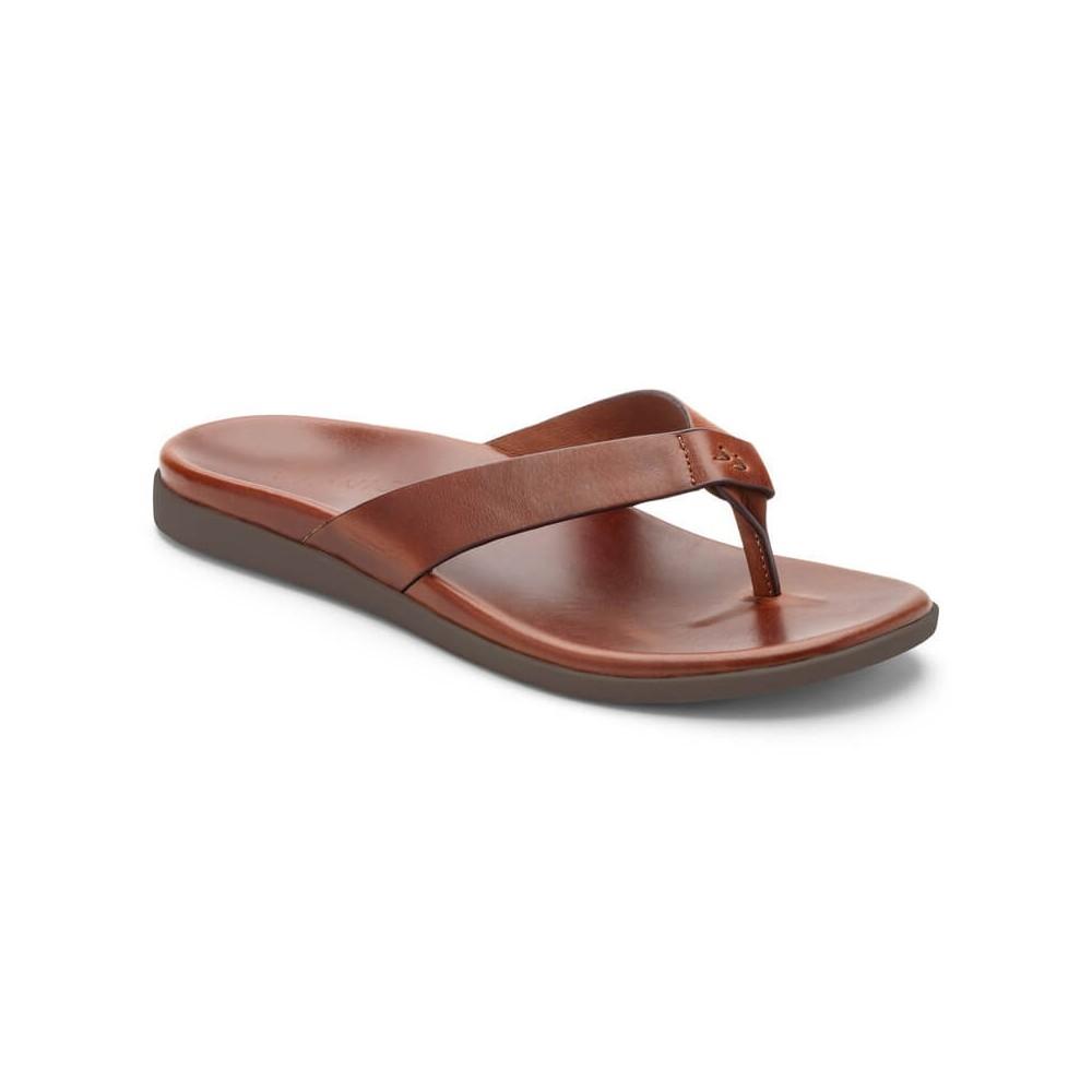 Vionic Ludlow Elijah- Men's Thong Toe Post Sandal