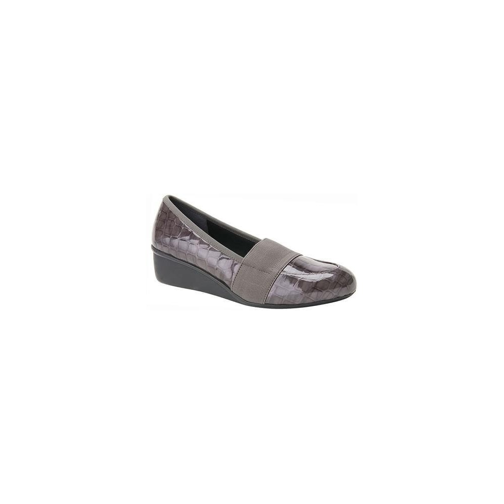 Ros Hommerson Erica - Women's Croc Leather Dress Shoes