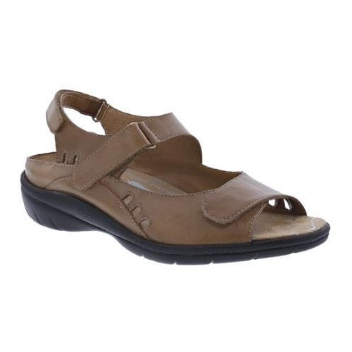 Drew Tide - Women's Leather Sandals