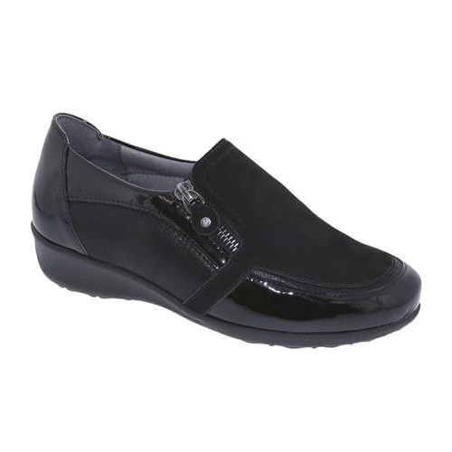 Drew Padua - Women's Zip on Casual Shoes