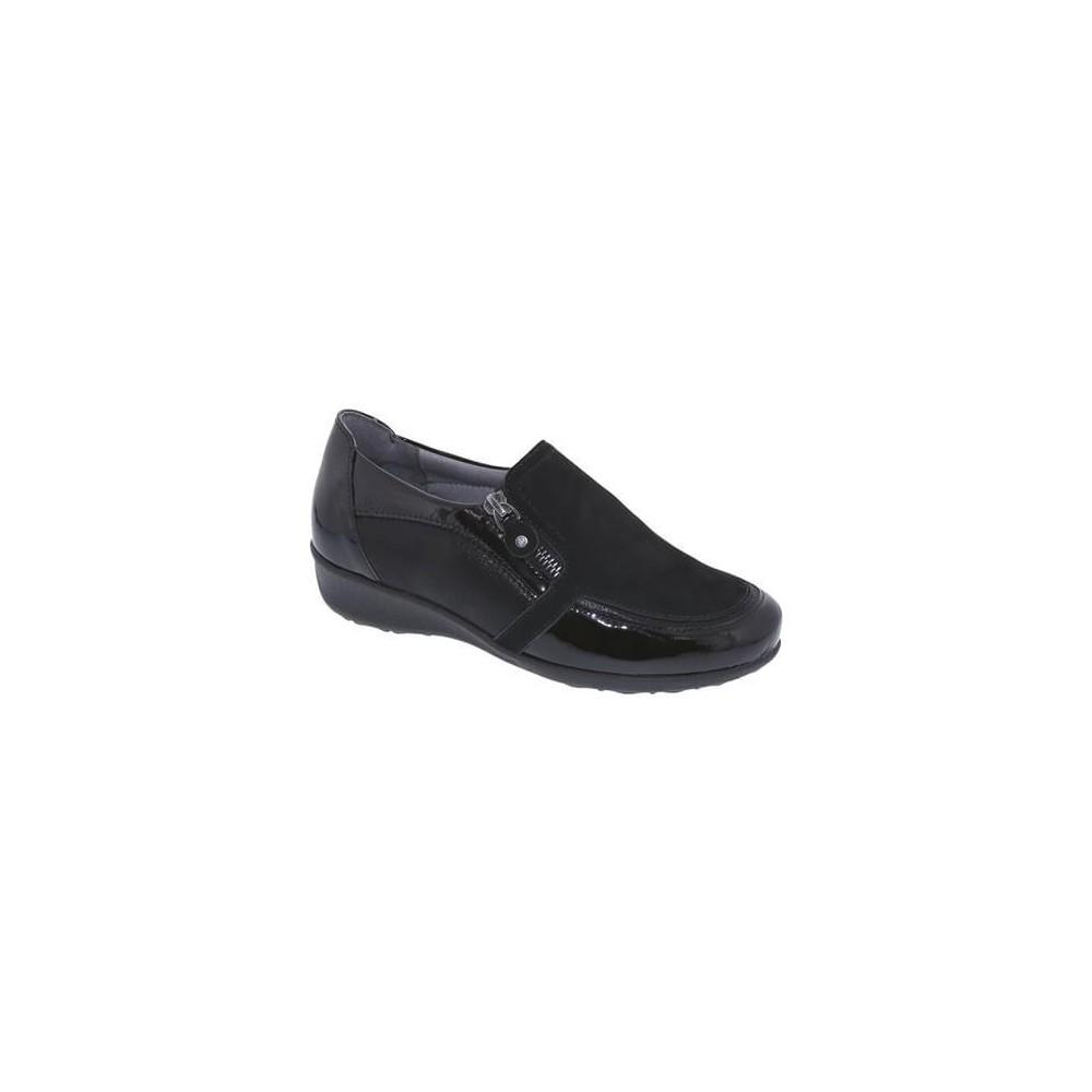 Drew Padua - Women's Zip on Casual Shoes