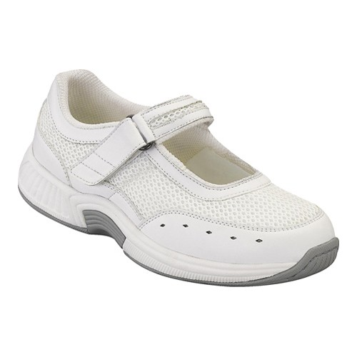 Orthofeet Bristol - Women's Mary Jane Shoes