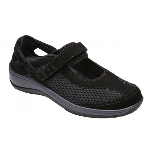 Orthofeet Sanibel - Women's Active Mary Jane Shoes
