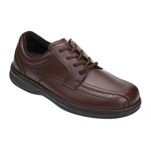 Orthofeet Gramercy - Men's Orthopedic Dress Shoes