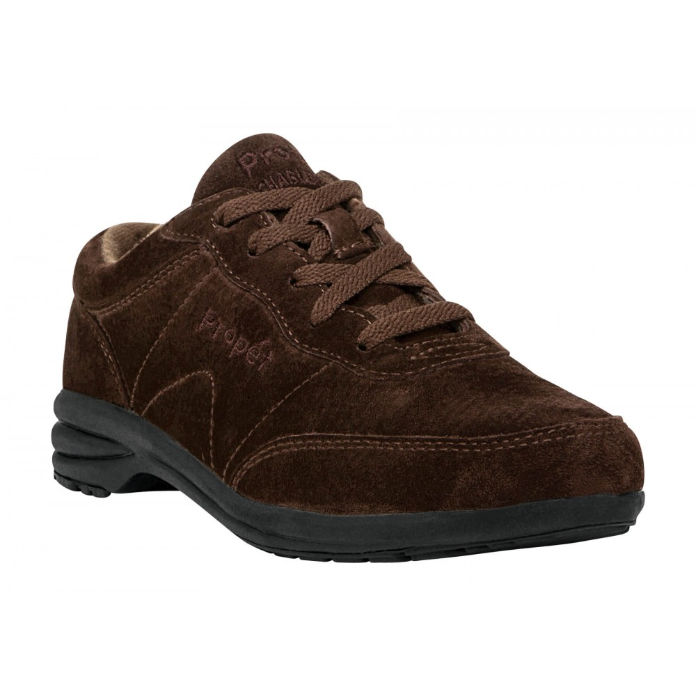 Propét Washable Walker Suede - Women's Washable Shoes